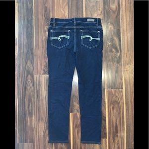 Justice Knit Jeggings Simply Low Size 10 1/2